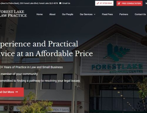 Forest Lake Law Practice