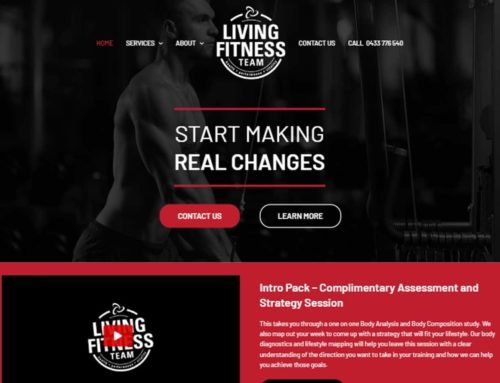 Living Fitness Team